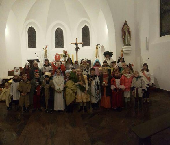Wigilia Wszystkich Świętych