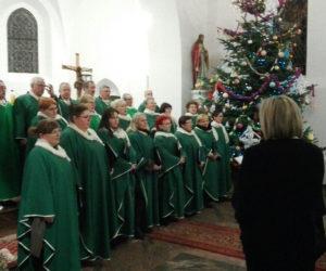 Koncert chóru parafialnego