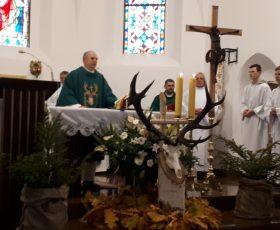 Św. Hubert Patron Leśników i Myśliwych